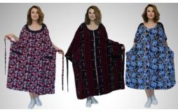 Женские халаты больших размеров