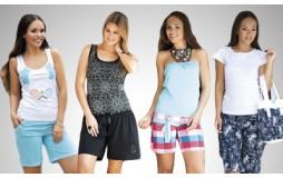 Женские комплекты с шортами