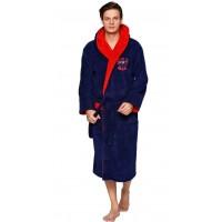 Зимний мужской халат