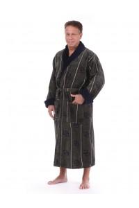 Халат мужской из натуральной ткани