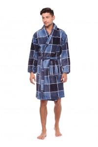 Короткий мужской халат