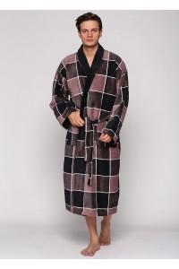 Мужской халат для бани