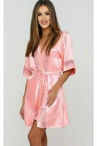 Модный женский пеньюар с халатом