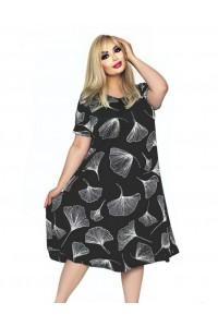 Платье с принтом 42935