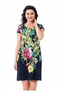 Женское легкое платье-туника