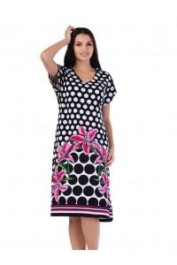 Женское платье-туника для лета
