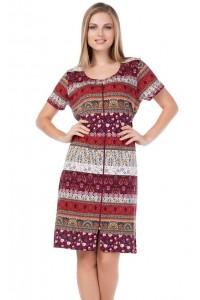 Турецкий модельный летний халат