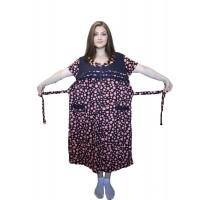 Легкий халат очень большого размера
