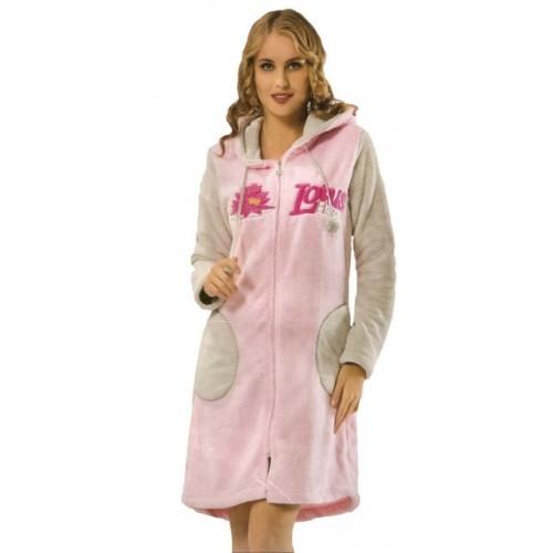 Молодежный махровый халат