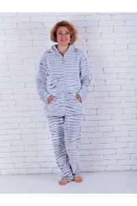 Махровая пижама женская очень
