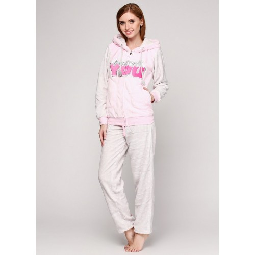 Зимняя женская пижама