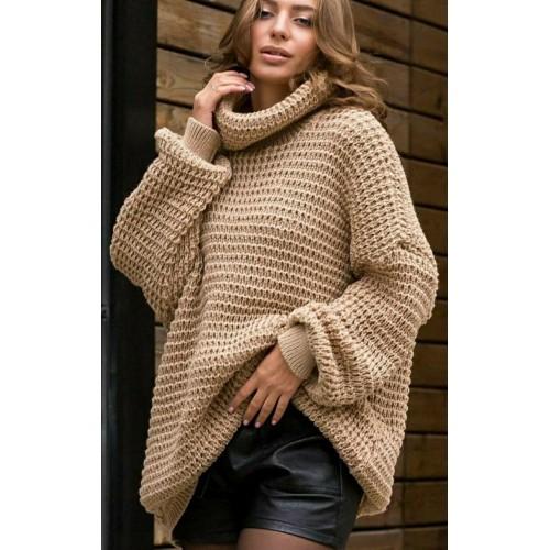 Вязаный свитер 3128