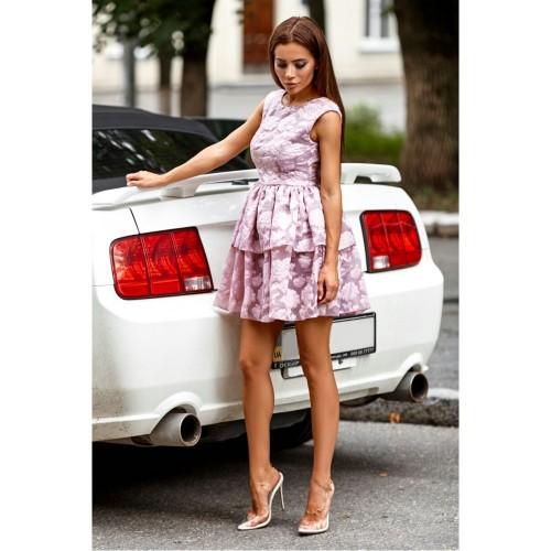 Платье в стиле Baby-Doll 11108