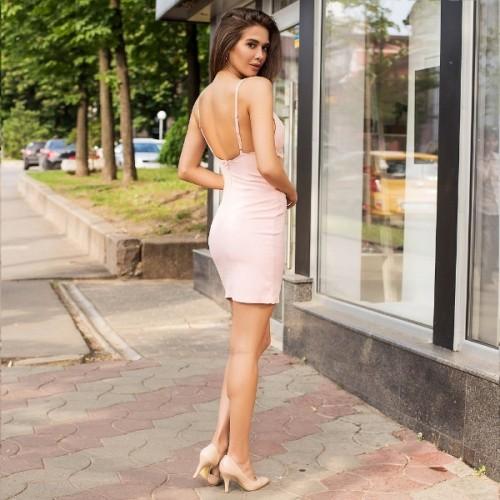Платье гипюровое на груди фатин 303-0