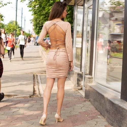 Платье облегающее 53236
