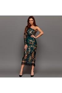 Длинное платье 11241