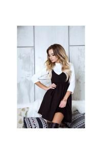 Платье + кофта коллекция old school 10660