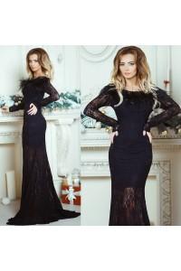 Платье изысканное вечернее 50151